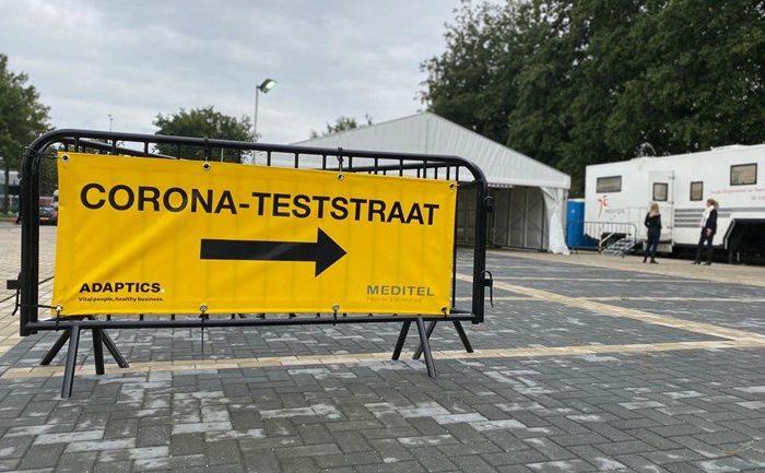 Nationale testweekend kan weken tijd geven