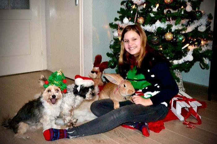 Winnares (kerst) fotowedstrijd