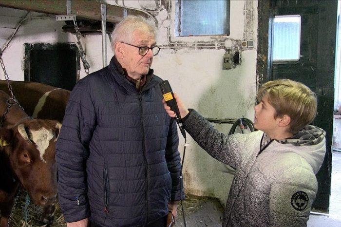 Documentaire 'Onderduiken op de NW-Veluwe' op LOE TV