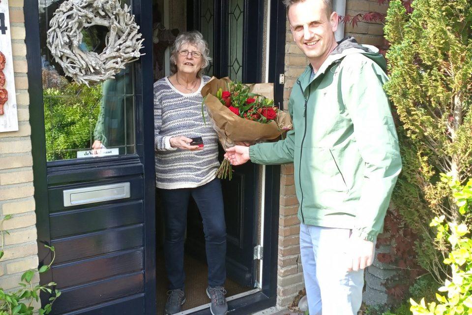Jubilaris 50 jaar lid PvdA
