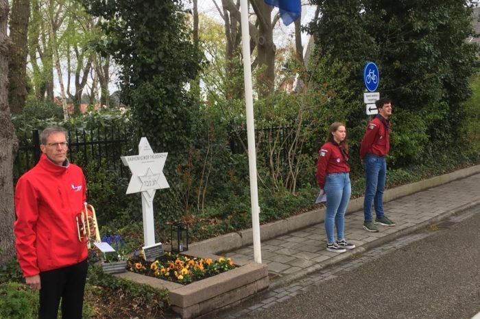 Herdenking monumenten 't Harde en Doornspijk. Video en foto's