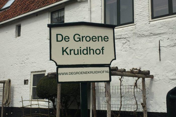 De Groene Kruidhof in Elburg, nu met leuke puzzeltocht