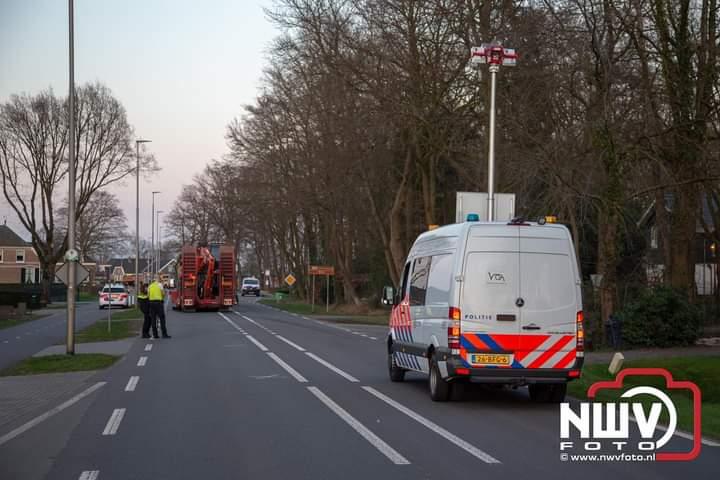 Onderzoek naar verkeersveiligheid op de Zuiderzeestraatweg
