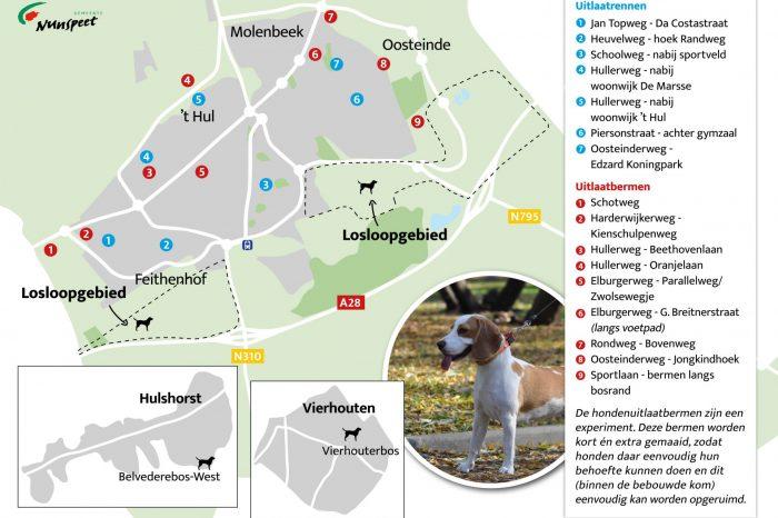Opruim- en aanlijnplicht voor honden binnen de bebouwde kom