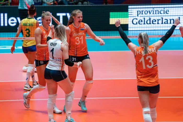 Oldebroek gastgemeente tijdens WK Volleybal Vrouwen in 2022