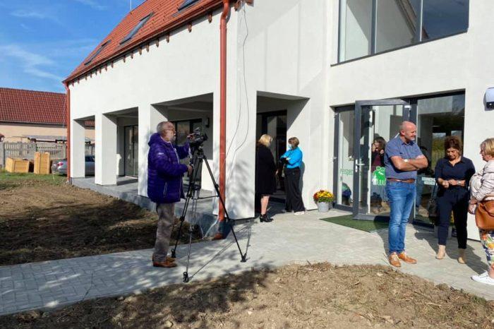 Officiële opening Asociata Perpective Danes