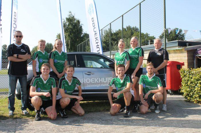 KV Elburg begint de competitie met een gelijkspel,