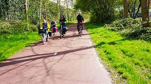 Aangenaam fietsweer tijdens Fiets naar je Werk Dag