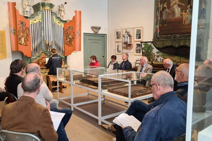 Twee eersteprijswinnaars Orgelconcours Elburg
