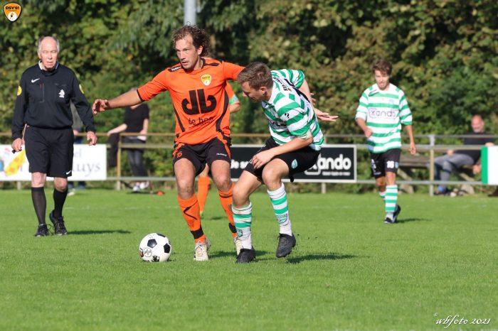 DSV sluit matige pot wel met winst af: 0 – 2 tegen Zwolse Boys