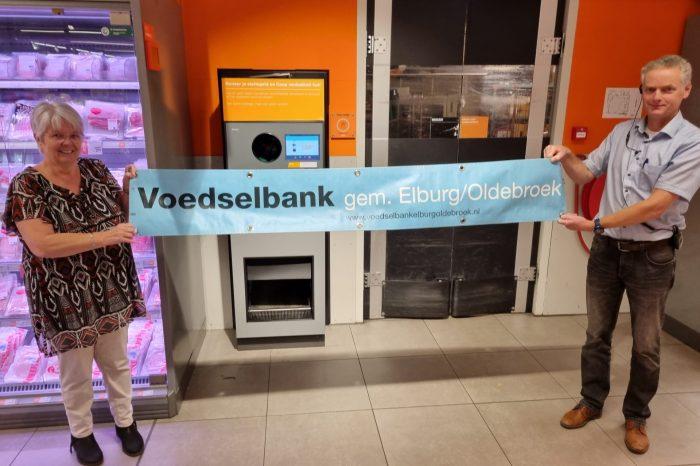 Statiegeldactie bij Coöp voor Voedselbank.