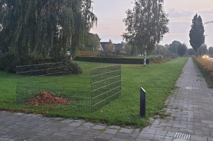 Bladkorven geplaatst in de gemeente Elburg