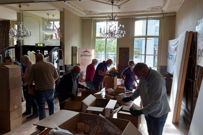 Brunchpakkettenactie Present en Rotary krijgt een vervolg