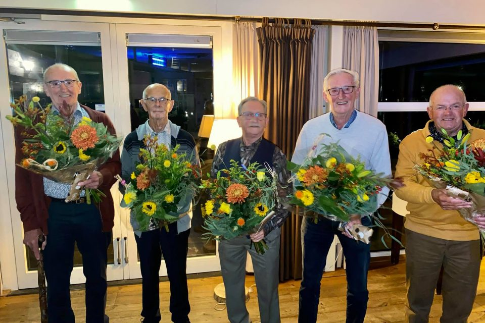50 jaar Schietsport vereniging Oostendorp